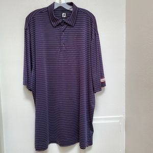 FootJoy/Titleist Mens Polo Style Golf Shirt